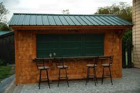 Backyard Tiki Bar Ideas 17 Portable Patio Bar Ideas 5 Reasons You Should Build A