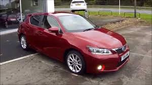 lexus ct200 2012 2011 lexus ct200h hybrid for sale in kent yd61bmu youtube