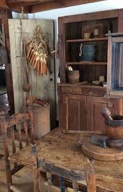 primitive kitchen furniture 36 best kitchens images on primitive country