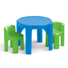 tikes bright n bold table chairs set little tikes bright n bold table chairs set