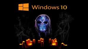 halloween desktop themes blueg theme gallery