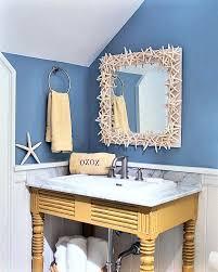 Beachy Bathroom Mirrors Beachy Bathroom Mirrors Mirror Style With Wood Trim Vanity