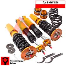 bmw 328i suspension aliexpress com buy for bmw e46 coilover suspension kit 98 05