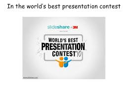 And Only 1 Winner Worlds Best Ppt