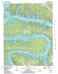 cove lake of the ozarks map lake ozark topographic map mo usgs topo 38092b6