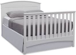 Grey Convertible Crib by Delta Children Archer 4 In 1 Convertible Crib U0026 Reviews Wayfair