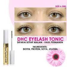 Serum Pemanjang Bulu Mata serum pemanjang bulu mata dhc eyelash tonic premium produk