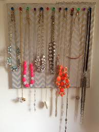 store necklace images How to store statement necklaces la necklace jpg