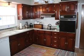 how to refinish cherry wood cabinets general finishes georgian cherry gel stain project this is