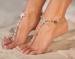 starfish barefoot sandals antigua gold barefoot sandals
