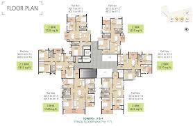 panorama towers floor plans projects with luxury apartment and flats for sale in kanakapura road