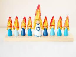 cool menorah modern hanukkah gifts for kids that make 8 days of giving easier