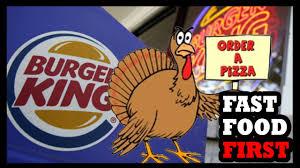 burger king s new turkey burglar umm burger
