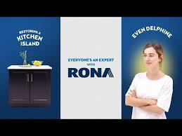 rona brown kitchen cabinets restoring a kitchen island