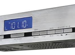 Under Cabinet Kitchen Radio Aeg Krc 4338 Under Cabinet Kitchen Radio Silver From Conradcom