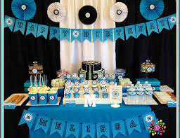 sweet 16 theme theme party birthday sweet 16 party catch my party