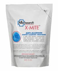 amazon com x mite anti allergen moist powder carpet cleaner home