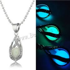 glow in the necklaces popular vintage necklace fluorite buy cheap vintage necklace
