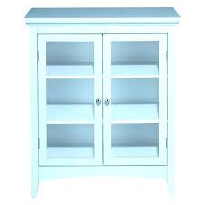 White Storage Cabinet For Bathroom Floor Storage Cabinet With Doors Upandstunning Club