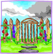 garden clipart free clipartix