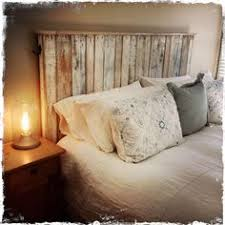 Headboard Made From Pallets White Washed Pallet Headboard My Favorite So Far Of The Pallet