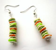 plastic bottle earrings recycled plastic bot upcycle recycle plastic