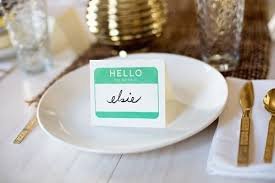 diy place cards 10 easy diy place cards you can make in a day mywedding