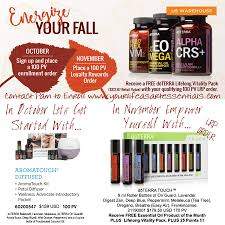 Doterra February 2017 Product Of The Month October 2016 U2013 Your Life As Art Essentials