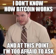 is bitcoin really all that special blockchain for grandma medium