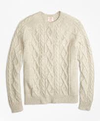 fisherman sweater wool blend fisherman sweater brothers
