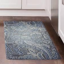 Gray Kitchen Rugs Kitchen Floor Mats You U0027ll Love Wayfair