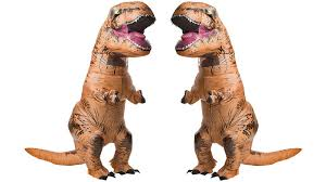 Inflatable Halloween Costumes Adults U0027s U0027this U0027 Jurassic Halloween