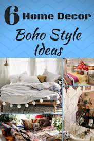 boho style home decor decoration bohemian bedroom ideas style home decor boho blog a