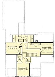 Floor Plan 4 Bedroom Bungalow 4 Bedroom Bungalow 70005cw Architectural Designs House Plans