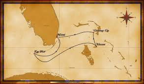 Port Canaveral Florida Map by Disney Cruise Line Announces Fall 2017 Itineraries September