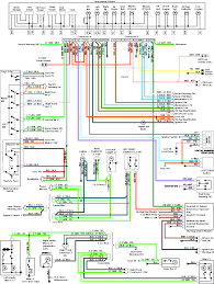 ford focus speaker wire diagram 2015 radio wiring with 2003