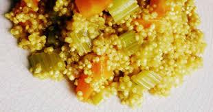 cuisiner celeri branche quinoa carotte céleri et épices recette par cuillère et