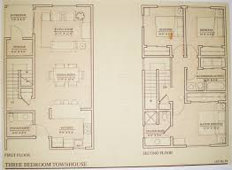 town house floor plans floor plans townhouse the heron club
