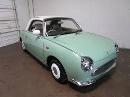 nissan figaro interior 1991 nissan figaro classic car convertible 987 cc turbo dallas