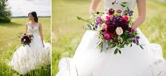 wedding flowers omaha brent miranda at soaring wings vineyard nebraska wedding