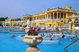 bagno termale e piscina széchenyi bains thermaux széchenyi site officiel