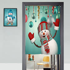 Teal Kitchen Curtains by Christmas Kitchen Curtains Promotion Shop For Promotional