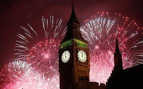 new year s celebrations around the world in pictures telegraph