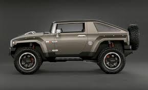 jeep hummer matte black hummer hx 2008 cartype