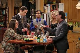 the big bang theory thanksgiving survivor one world go out with a bang