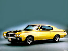 Buick Muscle Cars - best of auto car the best old muscle cars in the world