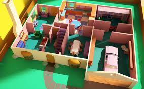 Simpsons Floor Plan Casa Los Simpsons Youtube