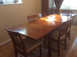 marks and spencer kitchen furniture marks and spencer cherry wood dining table chairs and display
