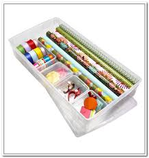 wrapping paper storage container best storage ideas website