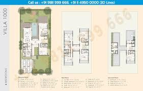 floor plan ireo fiveriver plots